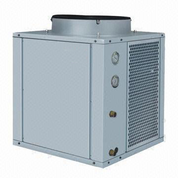 DE-360W/DGW,High-temperature Hot-water Series, Low-ambient Air to Water Heat-pump, Efficient in -25°C