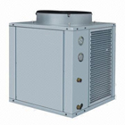 Low ambient air to water heat pumps