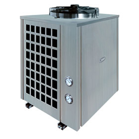 Commercial Air Source Heat Pump 1
