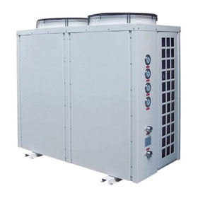 Commercial Air Source Heat Pump 2