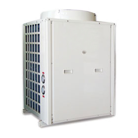 Commercial Air Source Heat Pump 4