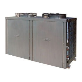 Commercial Air Source Heat Pump 5