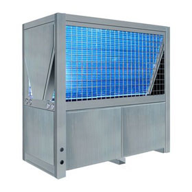 Commercial Air Source Heat Pump 6