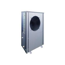 Low Ambient Temp EVI Air Source Heat Pump 1